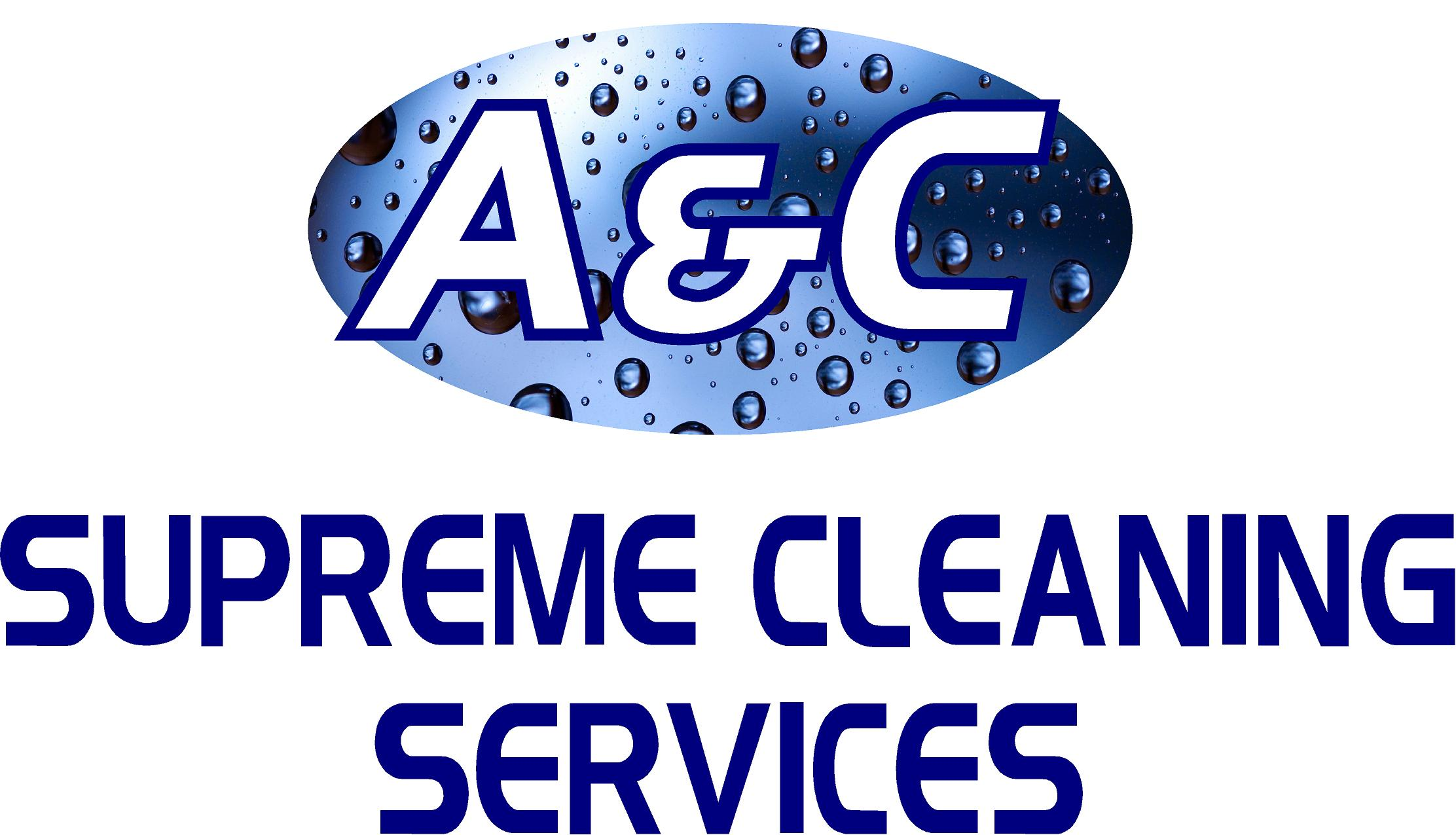 A&C Supreme Cleaning Services Logo