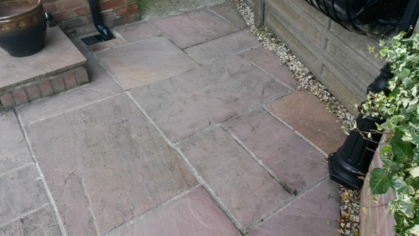Patio Cleaning in Herts
