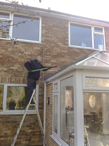 Conservatory cleaning in Stevenage, Cheshunt, Hoddesdon, Broxbourne, Waltham Cross & across Hertfordshire