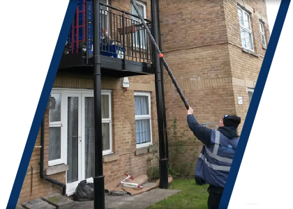 Window Cleaning in London, Essex and Herts