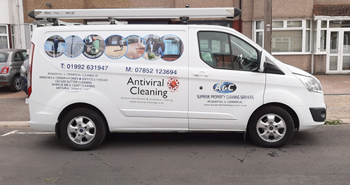 A&C Supreme Cleaning Services Broxbourne, Herts and North London